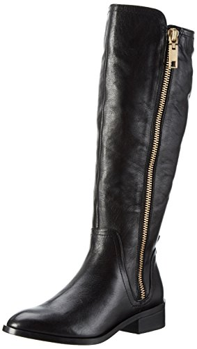 angschaft Stiefel, Schwarz (Black Leather / 97), 38 EU ()