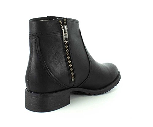 Timberland Banfield Ankle Cuir Bottine Black