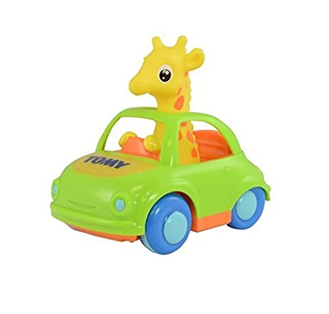 TOMY Ready Steady Musical Giraffe Toy by TOMY