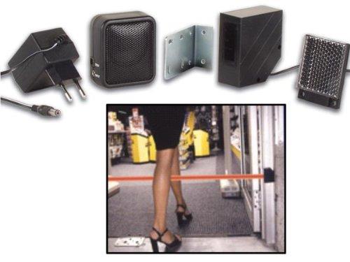 Veka - Alarma con láser IR para tienda