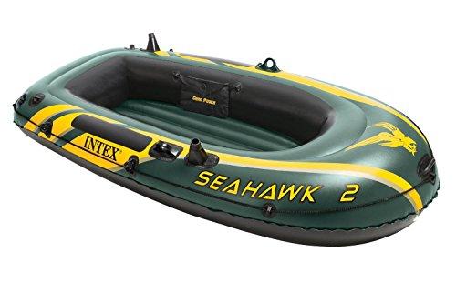 Intex Schlauchboot Seahawk 2 Größe 236x114x41cm Kapaz… | 04250782782052