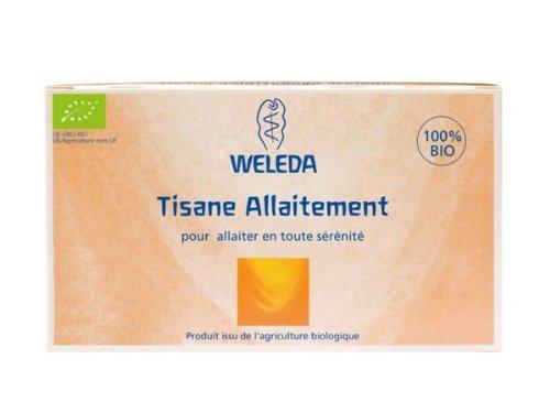 Weleda Maternité Tisane Allaitement Verveine Lot de 2 x 20 Sachets