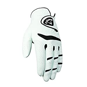 2014 Callaway Fusion Pro Mens Golf Glove Left Hand (For the Right Handed Golfer)-Medium