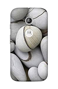 Blink Ideas Back Cover for Moto E 2nd Gen (4G)