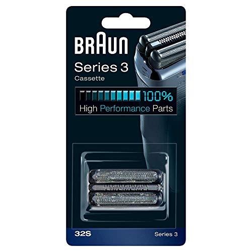 Braun - Combi-pack 32S - Láminas recambio + portacuchillas