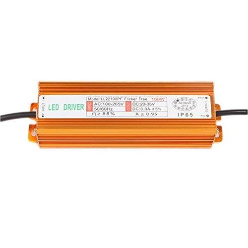 Bazaar Wasserdicht 100W LED Diver Leistung PFC 10 Serie 10 Parallel Konstantstrom Treiber Stromversorgung -