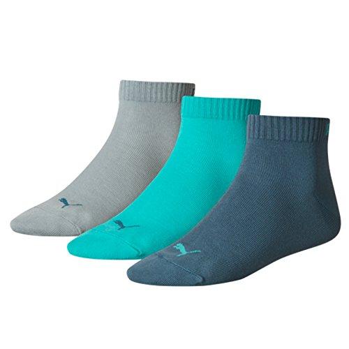 puma-sports-socks-unisex-quarter-quarters-3p-three-pair-packs-of-plain-mix-parisian-night-uk-size-25