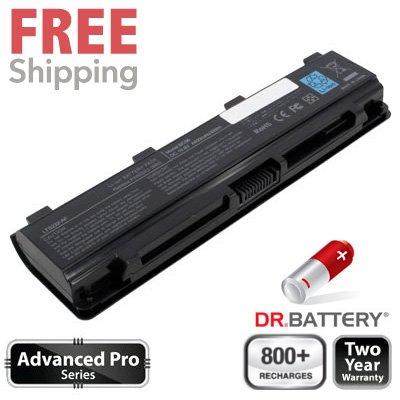Dr. Battery Advanced Pro Series Notebook Akku fE Toshiba Satellite C70-B-31G (4400 mah/48wh) 800+ Ladezyklen. 2 Jahr Garantie