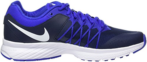 Nike Air Relentless 6, Chaussures de Tennis Homme Bleu (Obsidian / White / Paramount Blue)