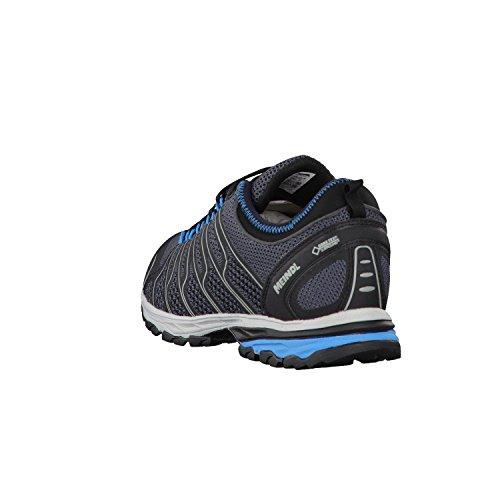 Meindl , Chaussures de randonnée basses pour femme Anthrazit/Petrol