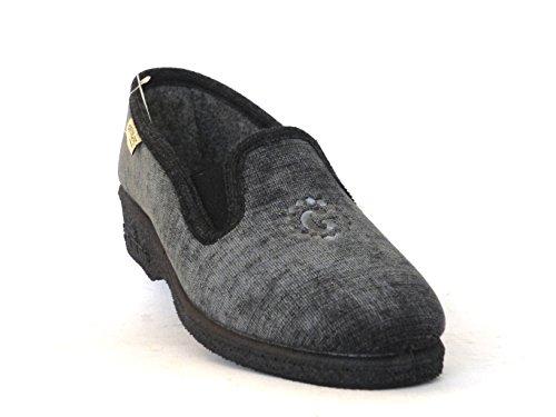 GRUNLAND , Chaussons pour femme gris gris Gris