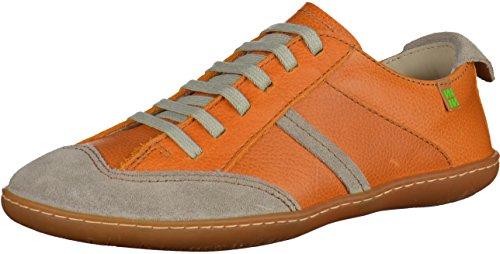 El Naturalista EL VIAJERO Damen Sneakers Orange/Grau