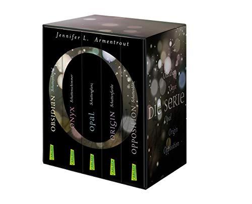 Obsidian: Alle fünf Bände im Schuber