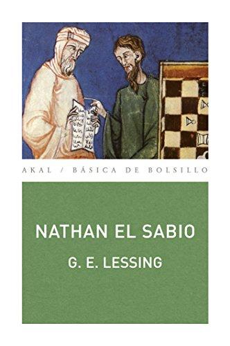 Nathan el sabio (Básica de Bolsillo nº 186) por Gotthold Ephraim Lessing