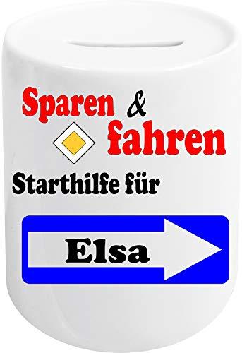 edruckt mit Sparen & Fahren - Starthilfe für ELSA oder individuell gestaltbar ()