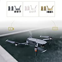 Hanbaili Landing Bracket Gear Set, Landing Increased Height Tripod Bracket Extension Gear Extended Structure Protection for DJI Mavic Pro Drone PR