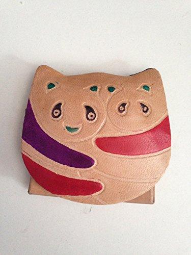 dipinto-a-mano-in-pelle-portamonete-panda-cub-design