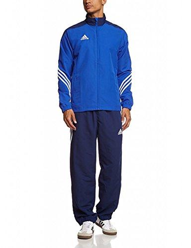adidas Con 14 Pre Suit Hombre Sports Fútbol Chándal Tracksuit Azul, Tamaño:S