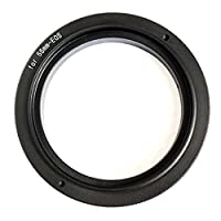 55mm Macro Reverse Adapter for Canon EOS DSLR cameras (fits 5D 7D 30D 40D 50D 500D 550D 600D 60D 1100D 1000D T3i T2i etc