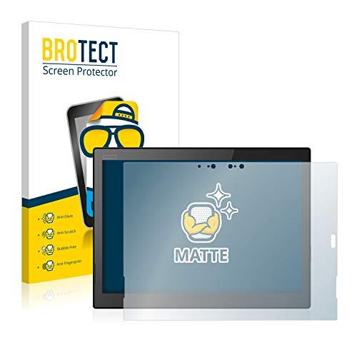 BROTECT Entspiegelungs-Schutzfolie kompatibel mit Lenovo ThinkPad X1 Tablet (3.Gen) (1 Stück) - Anti-Reflex, Matt