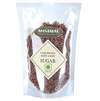 Minimal Dark Soft Brown Cane Sugar,500Gr
