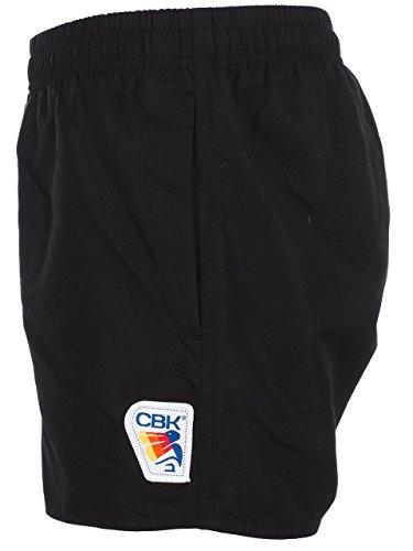 Cbk - Twill noir short bain - Short de bain Noir