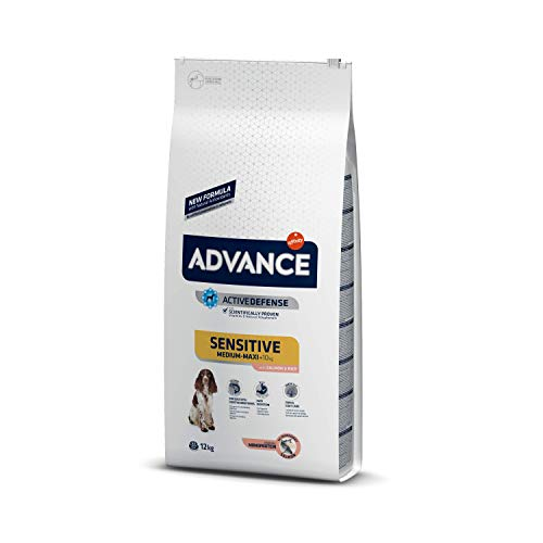 Advance Sensitive Pienso para Perro Adulto con Salmón - 12000 gr
