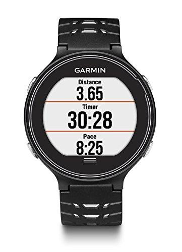 Garmin Forerunner 630 630-Reloj GPS con métricas de Carrera, Color, Talla Regular, Unisex, Negro