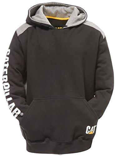 cat183-bk-xxl-logo-panel-hooded-jumper-black-xxl-black