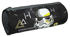 Undercover swop7740Estuche Escolar, Star Wars Galaxy, Aprox. 22x 8cm