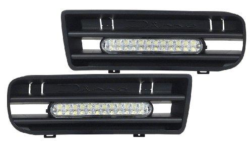 Dino LED Tagfahrlicht Tagfahrleuchte Positonsleuchte Standlicht