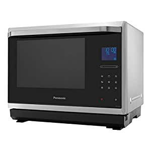 Panasonic Combination Stainless Steel Microwave Oven, 32 Litre, 1000 Watt