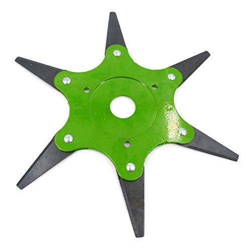 LZDLL Blade Manganese Steel Mower Grass Trimming Head Garden Mower Blade Garden Lawn Machine Accessories Power Tool Cutting -
