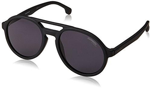 Carrera Pace IR 003 Gafas de sol, Negro (Matt Black/Grey Blue), 53 Unisex-Adulto