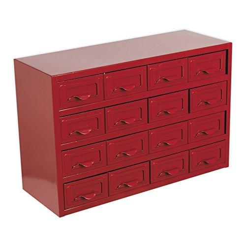 SEALEY apdc1616-drawer Metall Schrank Box