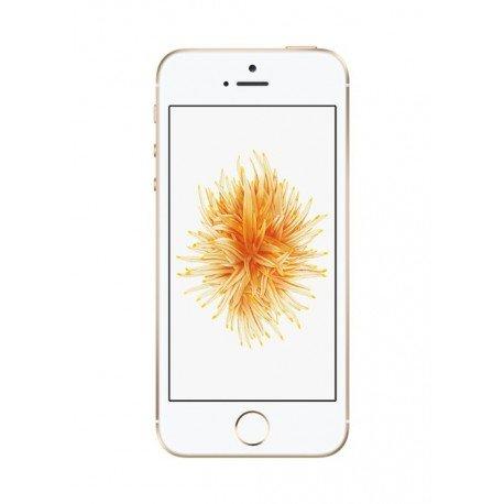 "Apple iPhone SE Single SIM 4G 32GB Gold - smartphones (10.2 cm (4""), 32 GB, 12 MP, iOS, 10, Gold)"