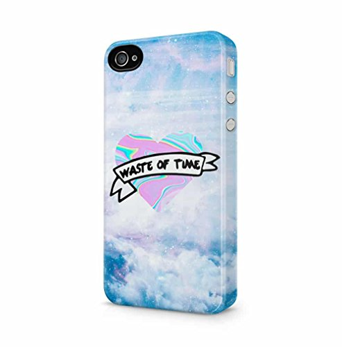 waste-of-time-holographic-tie-dye-heart-stars-space-apple-iphone-4-iphone-4s-snapon-hard-plastic-pho
