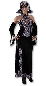 Henbrandt Ladies Cruella De Ville Style Costume