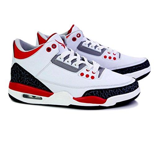 WZG Sportschuhe der Männer Kissen Laufschuhe beiläufig jugendlichen Studenten Gezeitenschuhe Spitze Schuhe Dongkuan Red