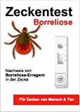 Borreliose Test - Zeckentest