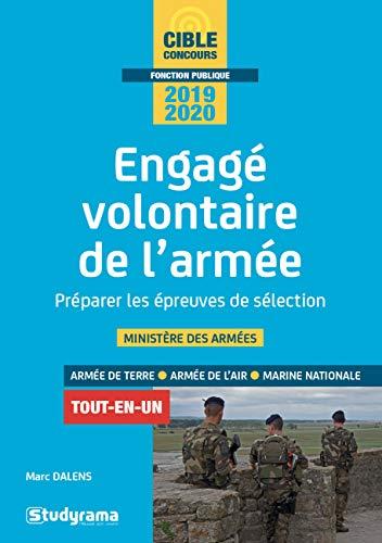 Engagé volontaire de l'armée : Préparer les épreuves de sélection par  (Broché - Apr 9, 2019)