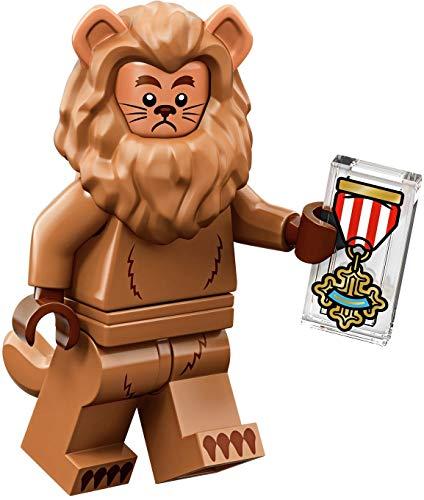 LEGO Movie 2 Minifigur 71023 (#17 Der feige Löwe)