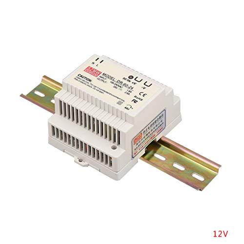 24v Single (Beaums DR-60 60W Single Ausgang 5V 12V 15V 24V DIN-Schienenmontage Industrielle Schaltnetzteil)
