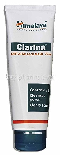himalaya-clarina-anti-acne-face-mask-75ml-controls-oil-cleanses-pores-clears-acne-ship-from-uk