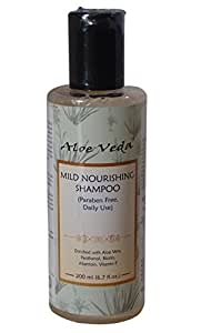 Aloe Veda Mild Nourishing Shampoo, 200ml