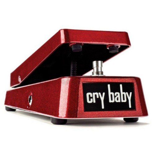 PEDALES EFECTO CRYBABY   DUNLOP (GCB 95 RED) WAH