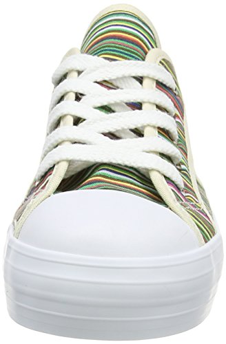 Rocket Dog Damen Magic Sneaker Beige (NATURAL MULTI EBD)