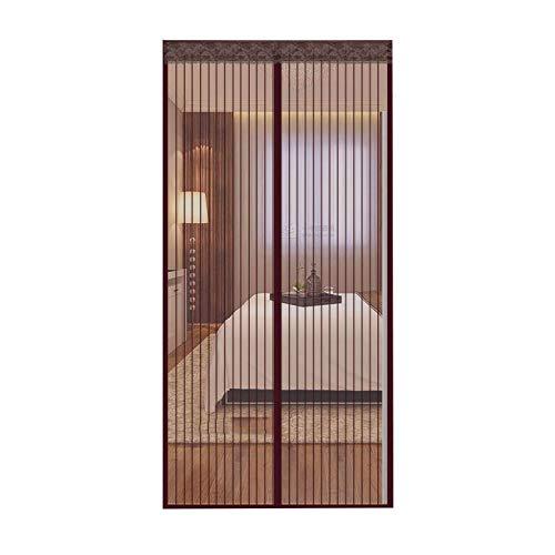 NAXIAOTIAO Sommerhaus Schlafzimmer Wohnzimmer Moskito Vorhänge ganze Nahtlose Magnetstreifen weichen Bildschirm Tür,022,85 * 200 -