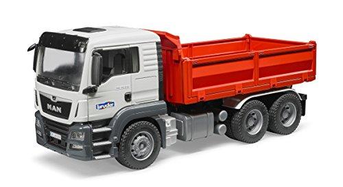 Preisvergleich Produktbild Bruder 03765 MAN TGS Kipp-LKW