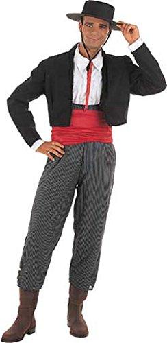 Für Lustige Lehrer Kostüm - Limit Kostüm, Motiv andalusischer Mann, Groß